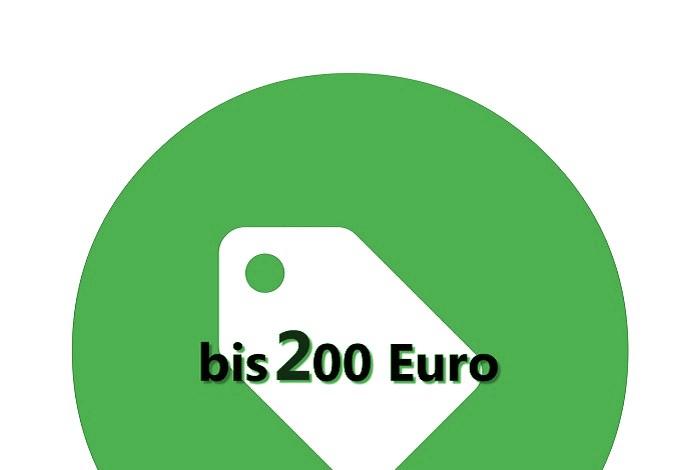 Pauschalreisen bis 200 Euro